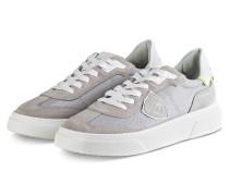 Sneaker TEMPLE - HELLGRAU