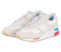 Sneaker WL840 - CREME/ BLAU/ KORALLE