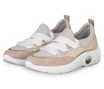 Plateau-Sneaker VERINA - BEIGE/ CREME