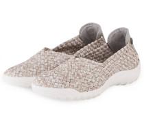 Sneaker - BEIGE/ WEISS/ SILBER/ GRAU