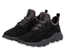 Sneaker BROOKLY LACE OXFORD - SCHWARZ