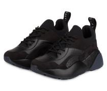 Plateau-Sneaker ECLYPSE - SCHWARZ