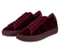 Samt-Sneaker SCARPE