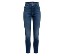 7/8-Jeans THE HIGH WAISTED LOOKER ANKLE FRAY