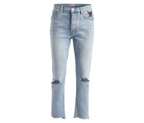 Cropped-Jeans PAOLO
