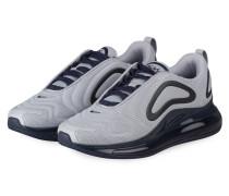 Sneaker AIR MAX 720 - HELLGRAU/ DUNKELBLAU