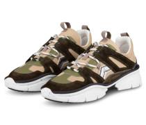 Sneaker KINDSAY - BEIGE/ BRAUN/ OLIV