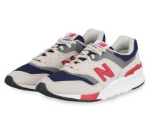 Sneaker CM997 - BEIGE/ DUNKELBLAU