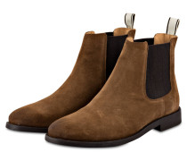 Chelsea-Boots MAX - braun