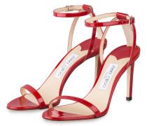 Sandaletten MINNY 85 - ROT