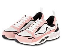 Sneaker - CREME/ ROSA/ SCHWARZ