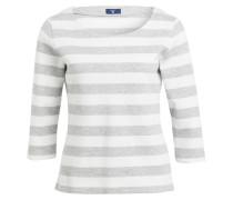 Piqué-Shirt mit 3/4-Arm