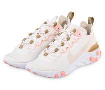 Sneaker REACT 55 - ECRU