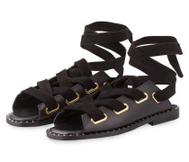 Sandalen FIDIL - schwarz