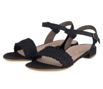 Sandalen - nachtblau
