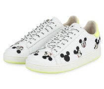 Sneaker - WEISS/ GELB