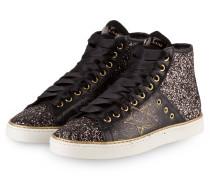 Hightop-Sneaker NINA 2P - SCHWARZ/ GOLD