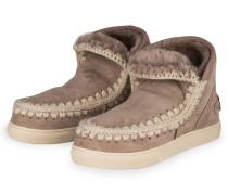 Boots ESKIMO MINI - TAUPE/ ECRU