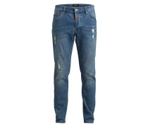 Destroyed-Jeans BILLY THE KID Slim Fit