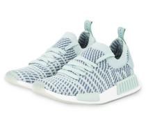Sneaker NMD R1 - MINT/ BLAUGRAU