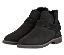 Desert-Boots MCKAY - SCHWARZ