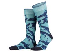 Socken CRANES