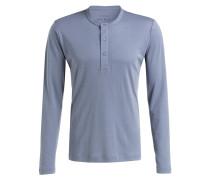 Sleepshirt MIX & RELAX - blaugrau