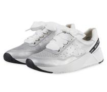 Plateau-Sneaker - SILBER