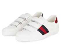 Sneaker NEW ACE - WEISS/ BLAU/ ROT