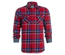 Flanellhemd LUMBERJACK Regular-Fit
