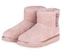 Boots CLASSIC MINI - ROSÈ