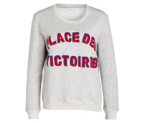 Sweatshirt TERRIBLE - grau/ rot/ blau