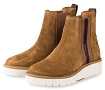 Chelsea-Boots CASEY - COGNAC