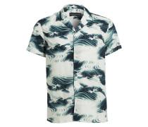 Halbarm-Resorthemd BIJAN Regular-Fit