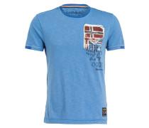 T-Shirt STAK - hellblau