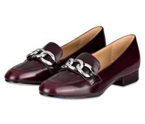 Loafer VANESSA - bordeaux