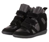 Hightop-Sneaker BUCKEE - SCHWARZ