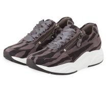 Sneaker ZEBRATO - SCHWARZ/ TAUPE