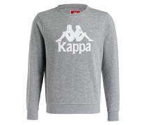 Sweatshirt ZEMIN - grau meliert