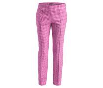 Hose - pink/ weiss