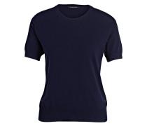 Strickshirt - navy