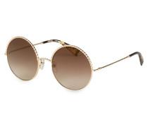 MARC JACOBS Marc Jacobs Damen Sonnenbrille » MARC 169/S«, goldfarben, EYR/0J - gold/ gold