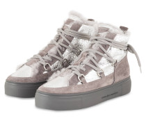 Hightop-Sneaker BIG - GRAU