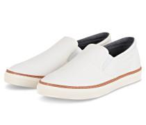 Slip-on-Sneaker PREPVILLE - WEISS