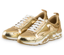 Sneaker FLAME - GOLD