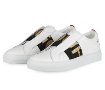 Slip-on-Sneaker FUTURISM - WEISS