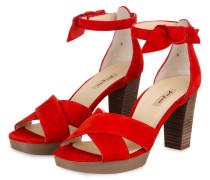 Sandaletten - ROT