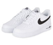 low priced db724 5810c Sneaker AIR FORCE 1 07 - WEISS SCHWARZ. Nike