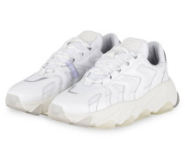 Plateau-Sneaker BULKY EXTREME - WEISS