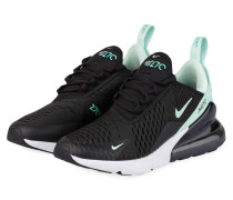 Sneaker AIR MAX 270 - SCHWARZ/ MINT
